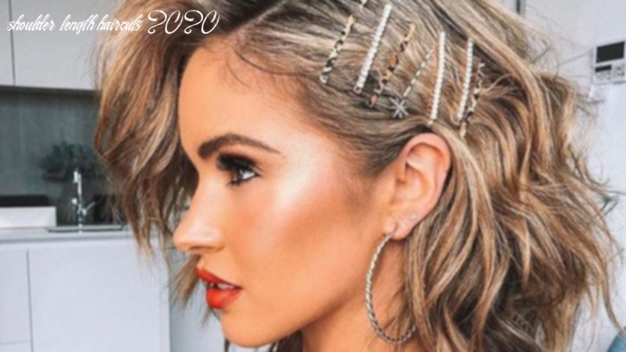 Game changing medium length hairstyles to rock in 11   fashionisers© shoulder length haircuts 2020