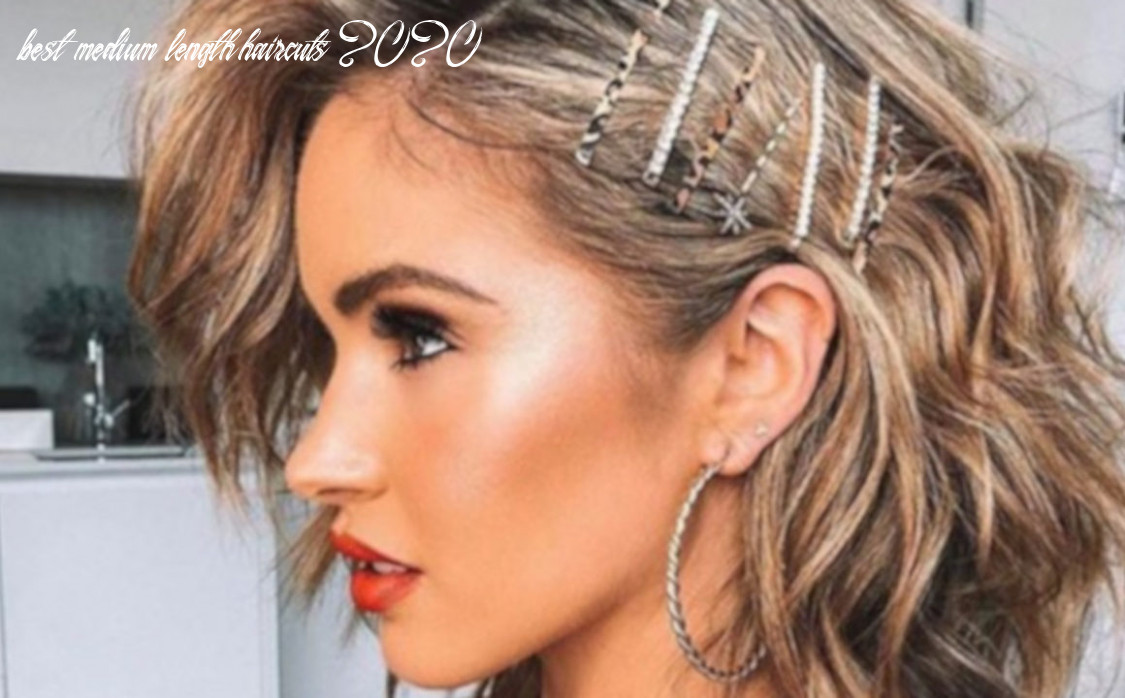 Game changing medium length hairstyles to rock in 8 | fashionisers© best medium length haircuts 2020