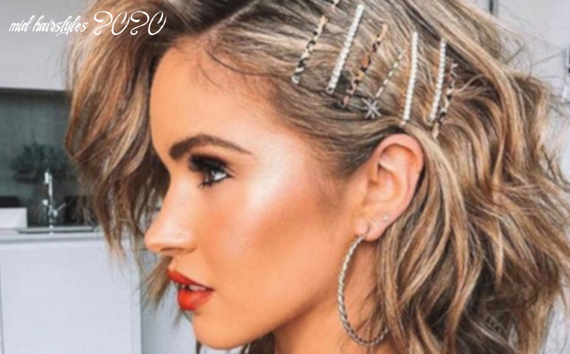 Game changing medium length hairstyles to rock in 9 | fashionisers© mid hairstyles 2020