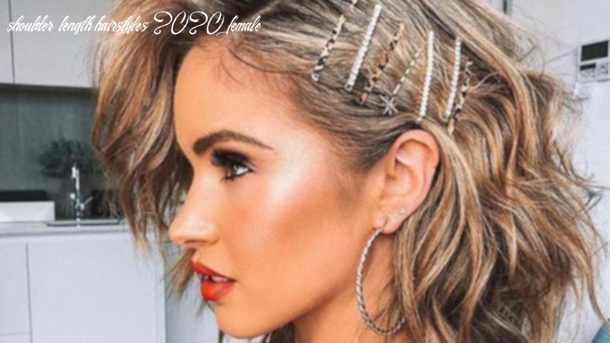 Game changing medium length hairstyles to rock in 9 | fashionisers© shoulder length hairstyles 2020 female
