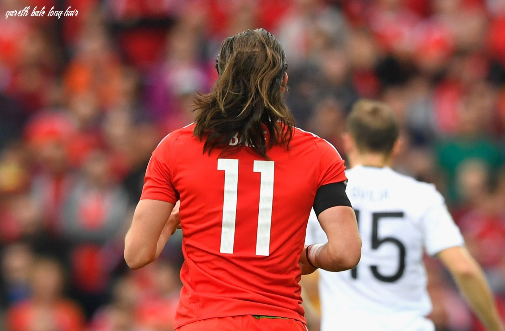 Gareth Bale lets his hair down during Wales' disappointing 8-8 ...
