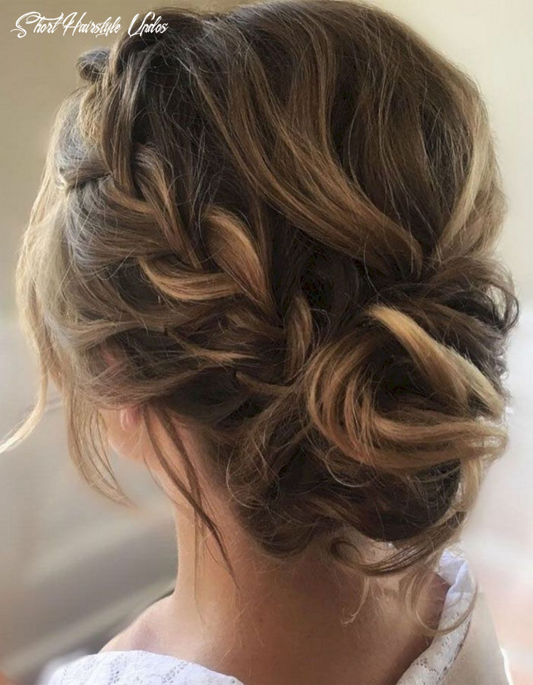 Georgeous short hairstyles | braided hairstyles updo, bridesmaid