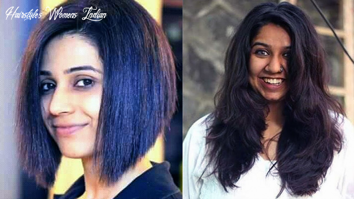 Glamorous Latest Haircut For Indian Womens Classic Indian ...