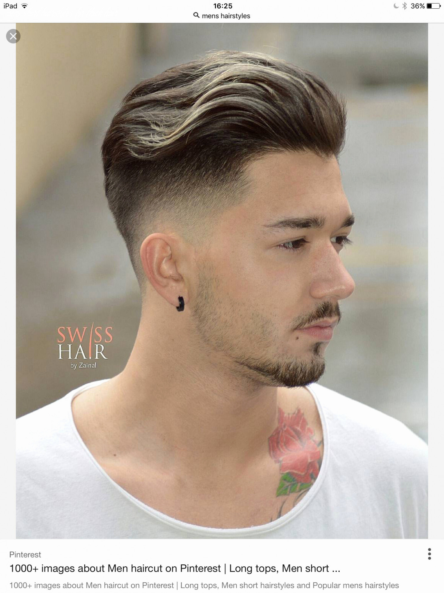 Good hairstyles for men with thick hair unique hairstyles men with