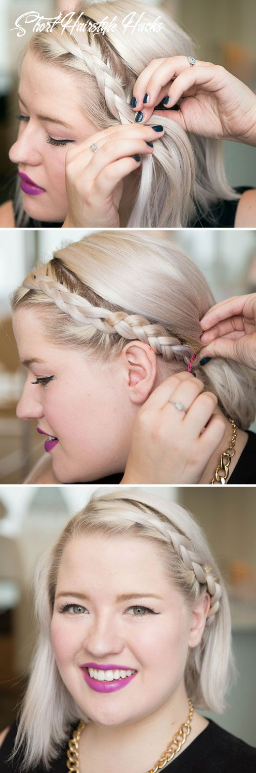 Got short hair? you need these styling hacks in your life | short