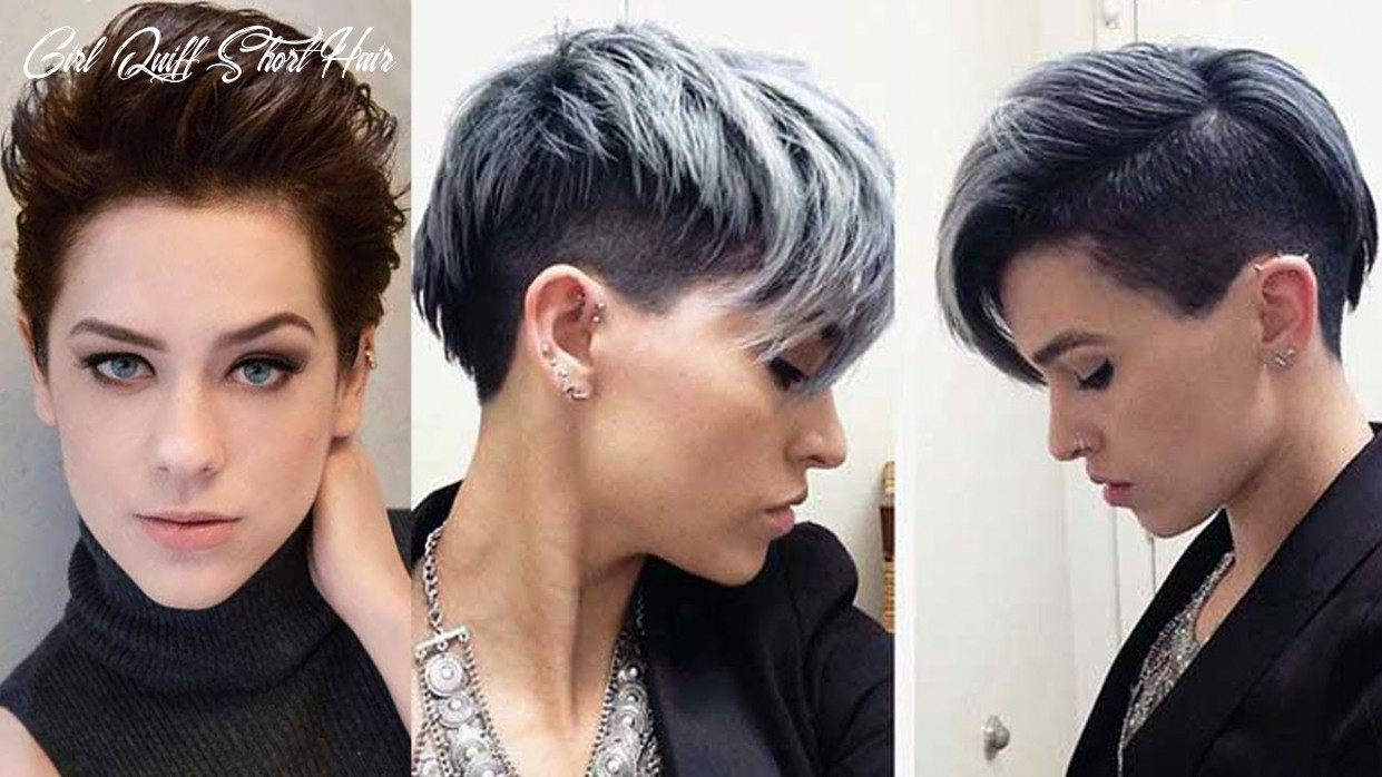 Great short haircuts for women 12 | short hair cut styles! girl quiff short hair