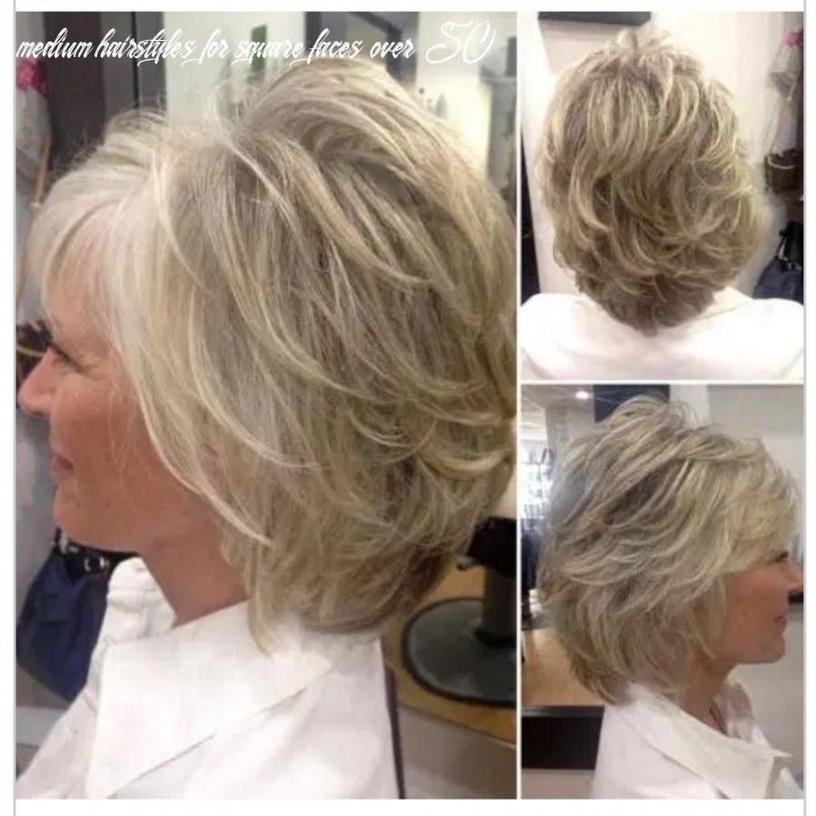 Hair by karen beck   square face hairstyles, hair styles for women