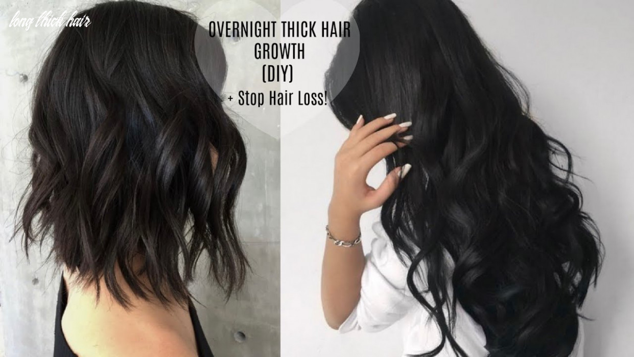 Hair growth secret | how to grow longer thicker hair naturally fast | stop hair loss (diy) long thick hair