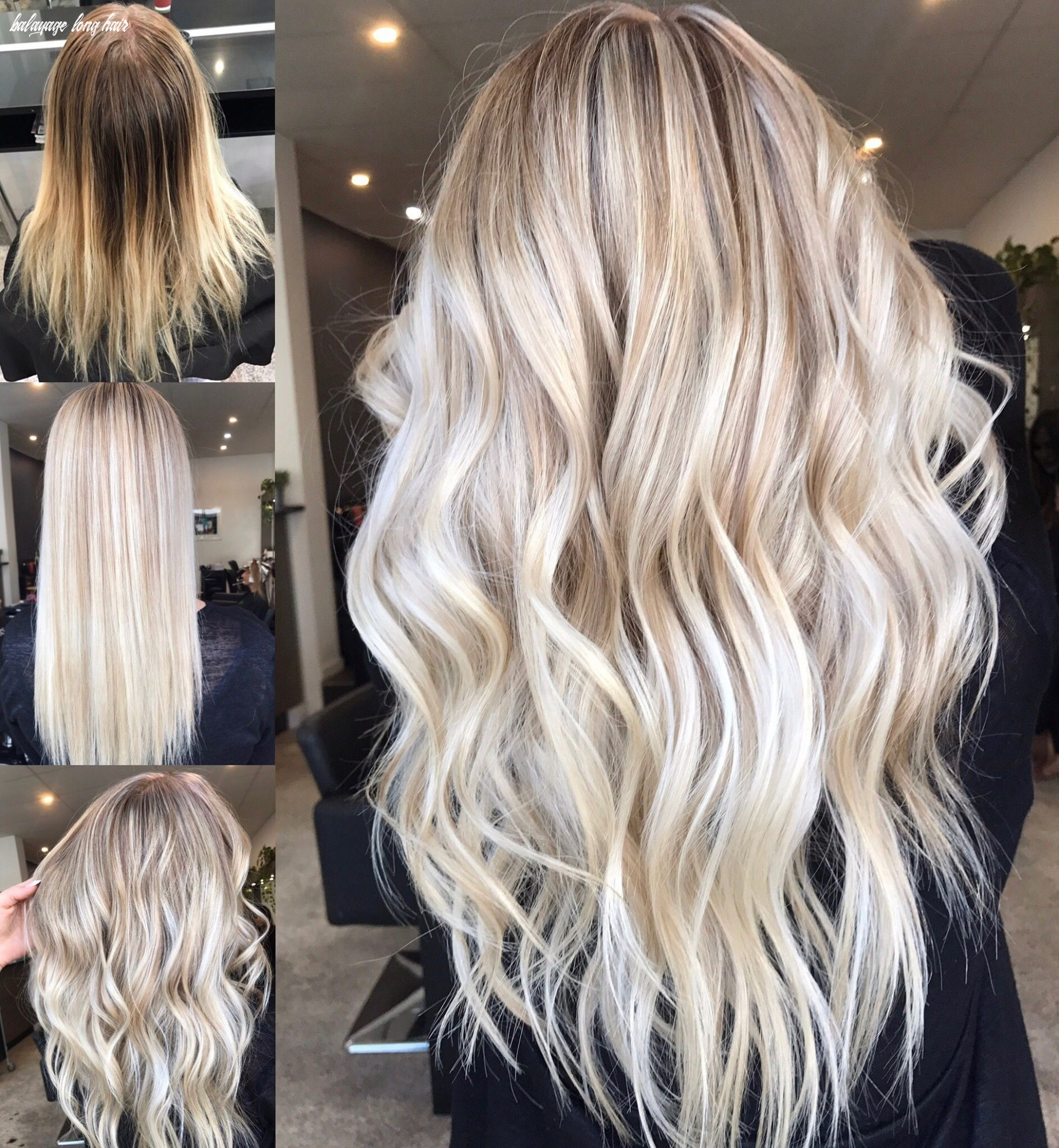 Hair inspiration ✔️ instagram @hairbykaitlinjade blonde balayage