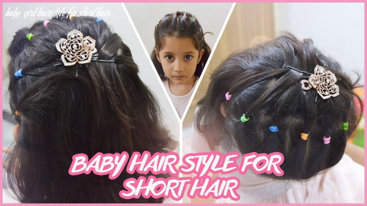 Hair style for baby girl | ||baby hair style for short hair baby girl hairstyle for short hair