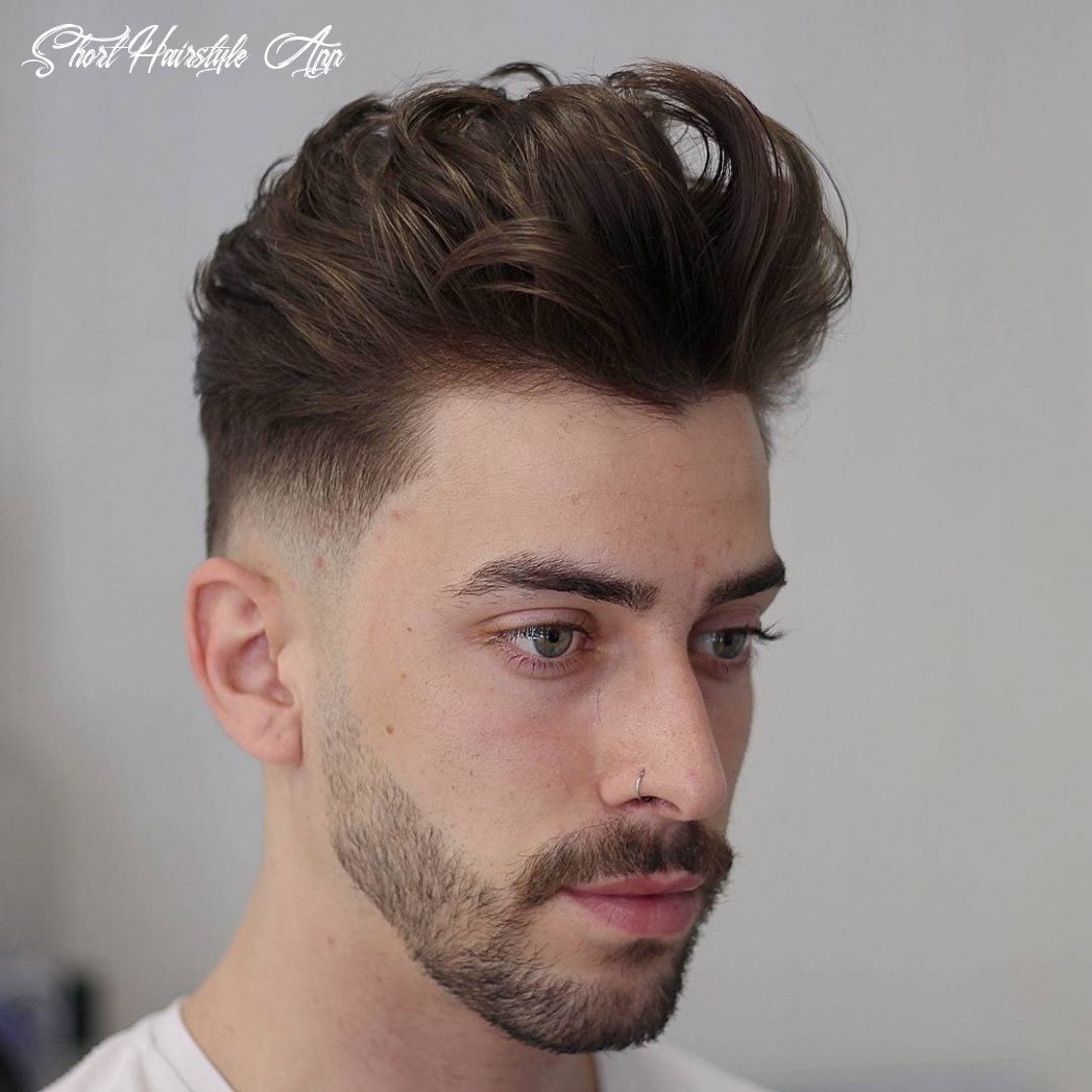 Hair style man 11 short hairstyle app