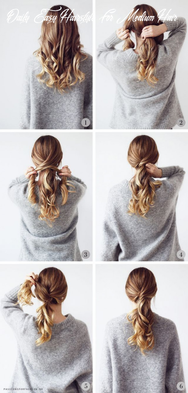 Hair styles for school 8 fun and easy daily routine hairstyles