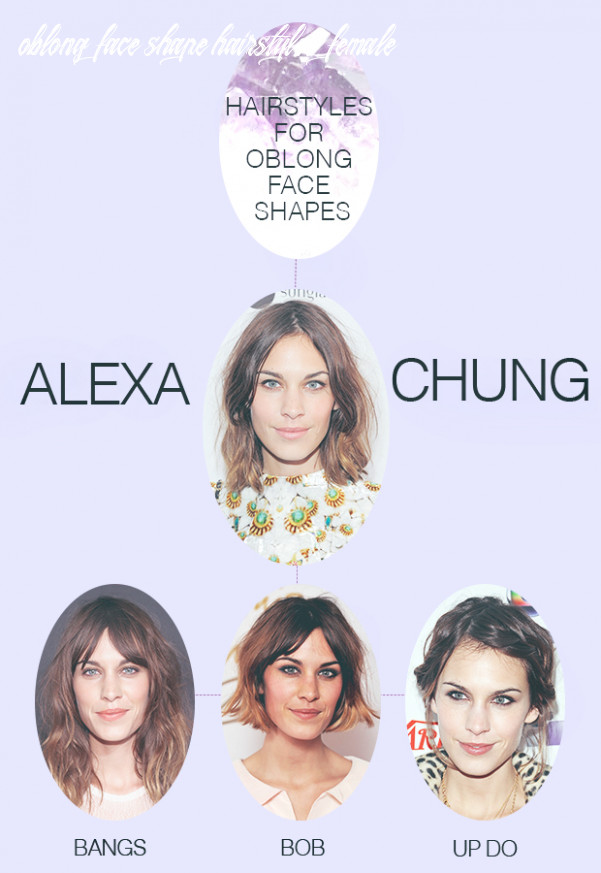 Hair to suit oblong face shapes hair extensions blog | hair
