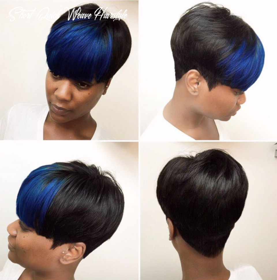 Hairbylatise | 8 piece hairstyles, quick weave hairstyles, short