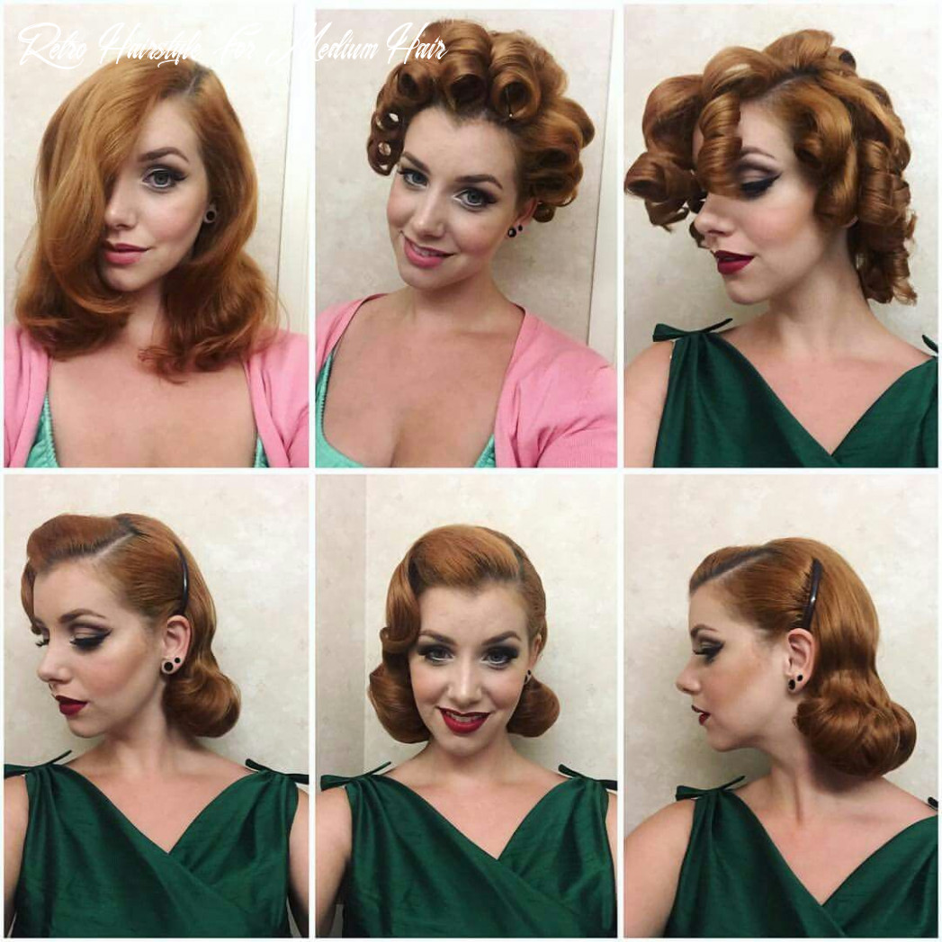 Haircut and set | Vintage hairstyles, Retro hairstyles, Rockabilly ...