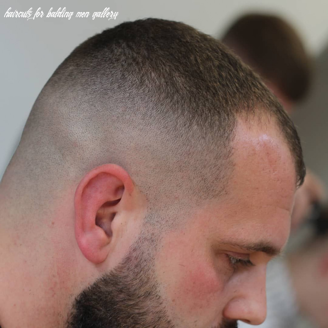 Haircuts and hairstyles for thinning hair, receding hairlines and