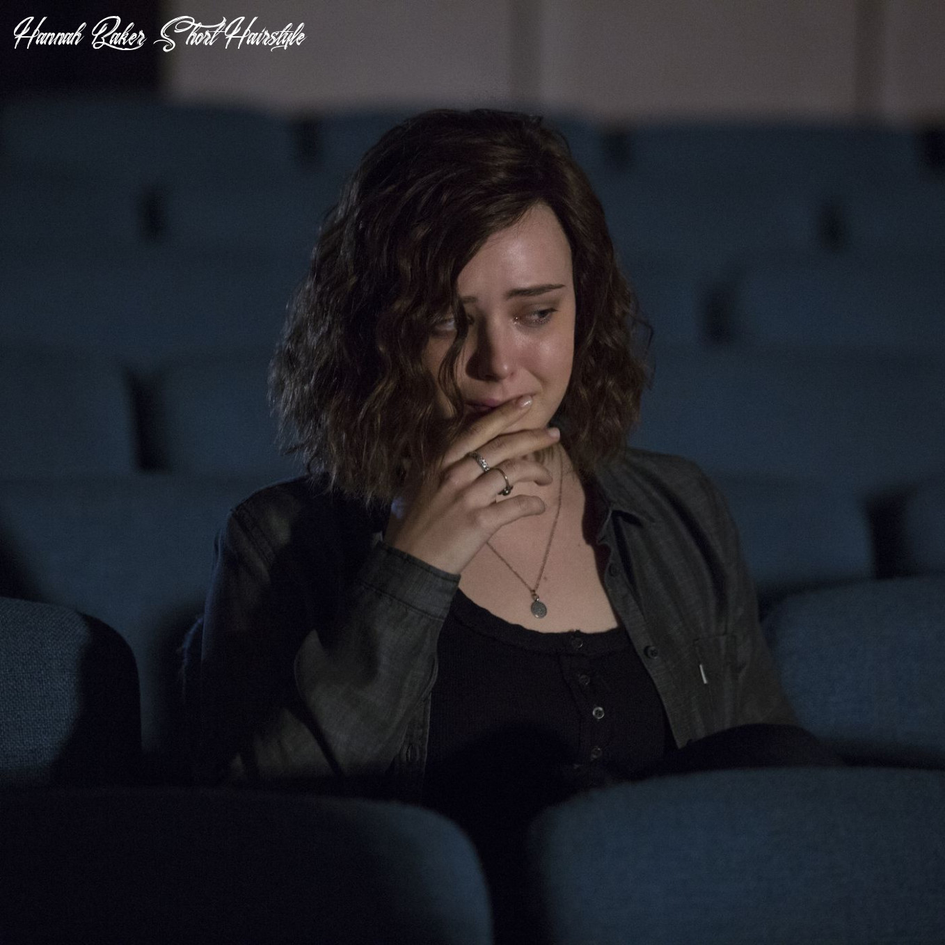 Haircuts are a shorthand for trauma on television racked hannah baker short hairstyle