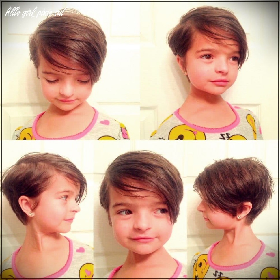 Haircuts for girls 8: trends and photos   little girl haircuts