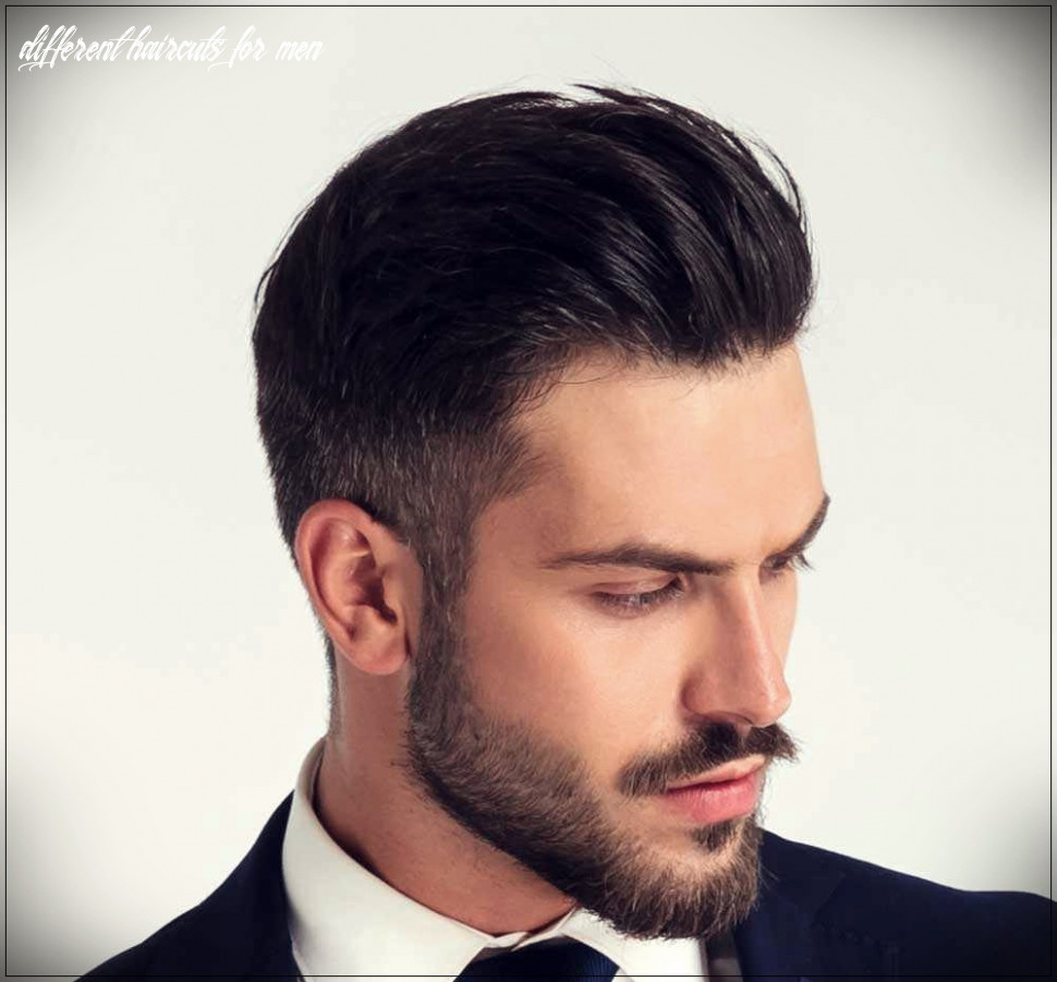 Haircuts for men 12: images of the most beautiful styles! | different haircuts for men