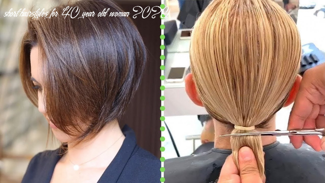 Haircuts for over 9   professional hairstyles transformations for over 9   women haircuts short hairstyles for 40 year old woman 2020