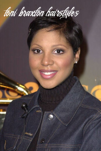 Hairstyle File: Toni Braxton - Essence