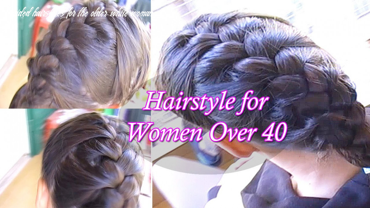 Hairstyle for women over 12
