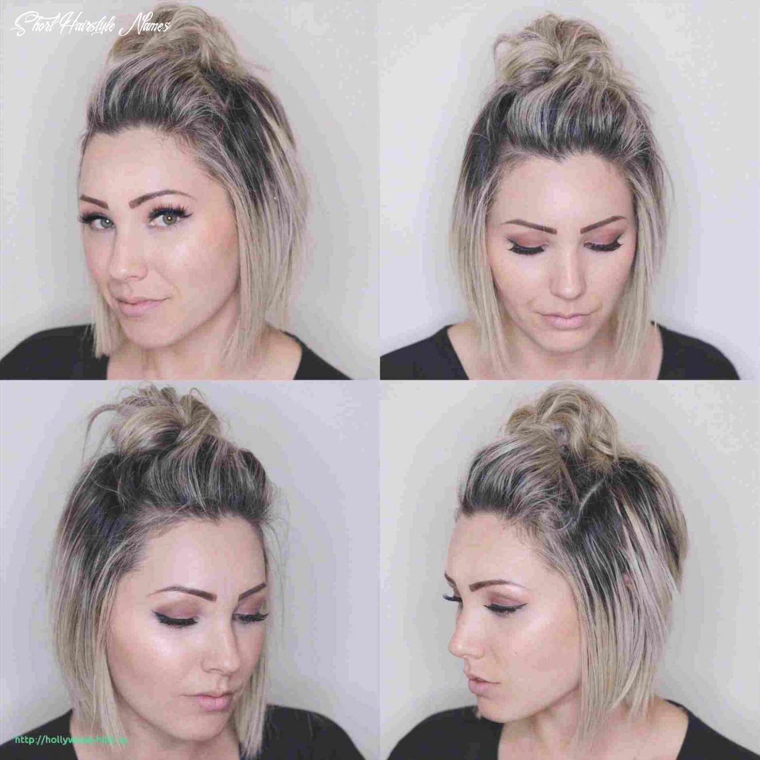 Hairstyle: short hairstyle names female short hairstyle names