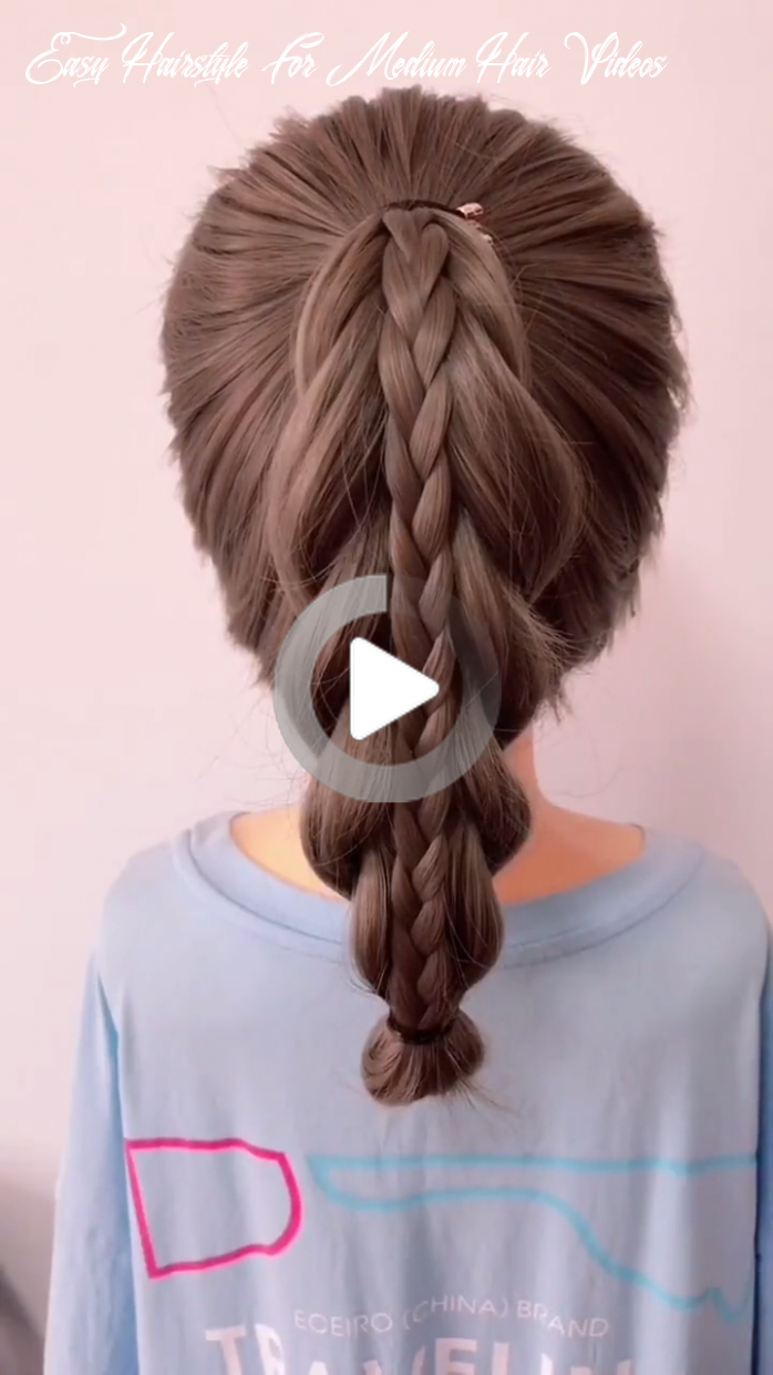 Hairstyle tutorials for long hair | new hairstyle videos 10