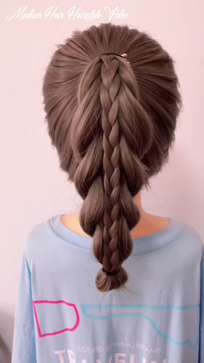 Hairstyle Tutorials For Long Hair | New Hairstyle Videos 8 ...