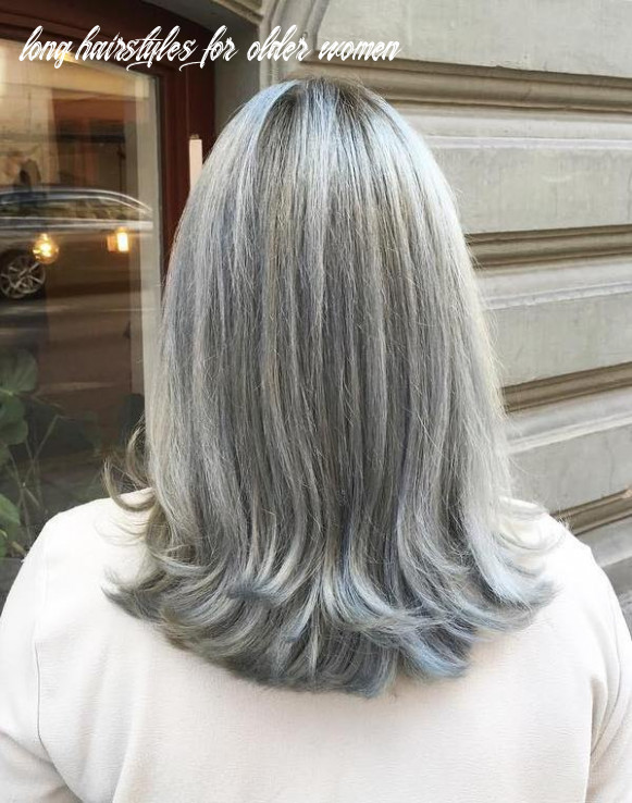 Hairstyles and haircuts for older women in 12 — therighthairstyles long hairstyles for older women