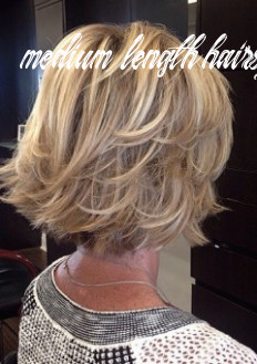 Hairstyles and haircuts for older women in 8 — therighthairstyles medium length hairstyles over 40 2020