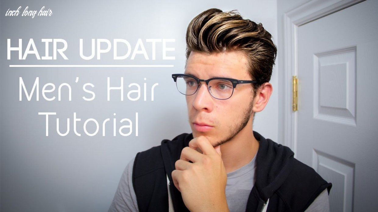 Hairstyles for 11 inch long hair | mens hairstyles, updated hair