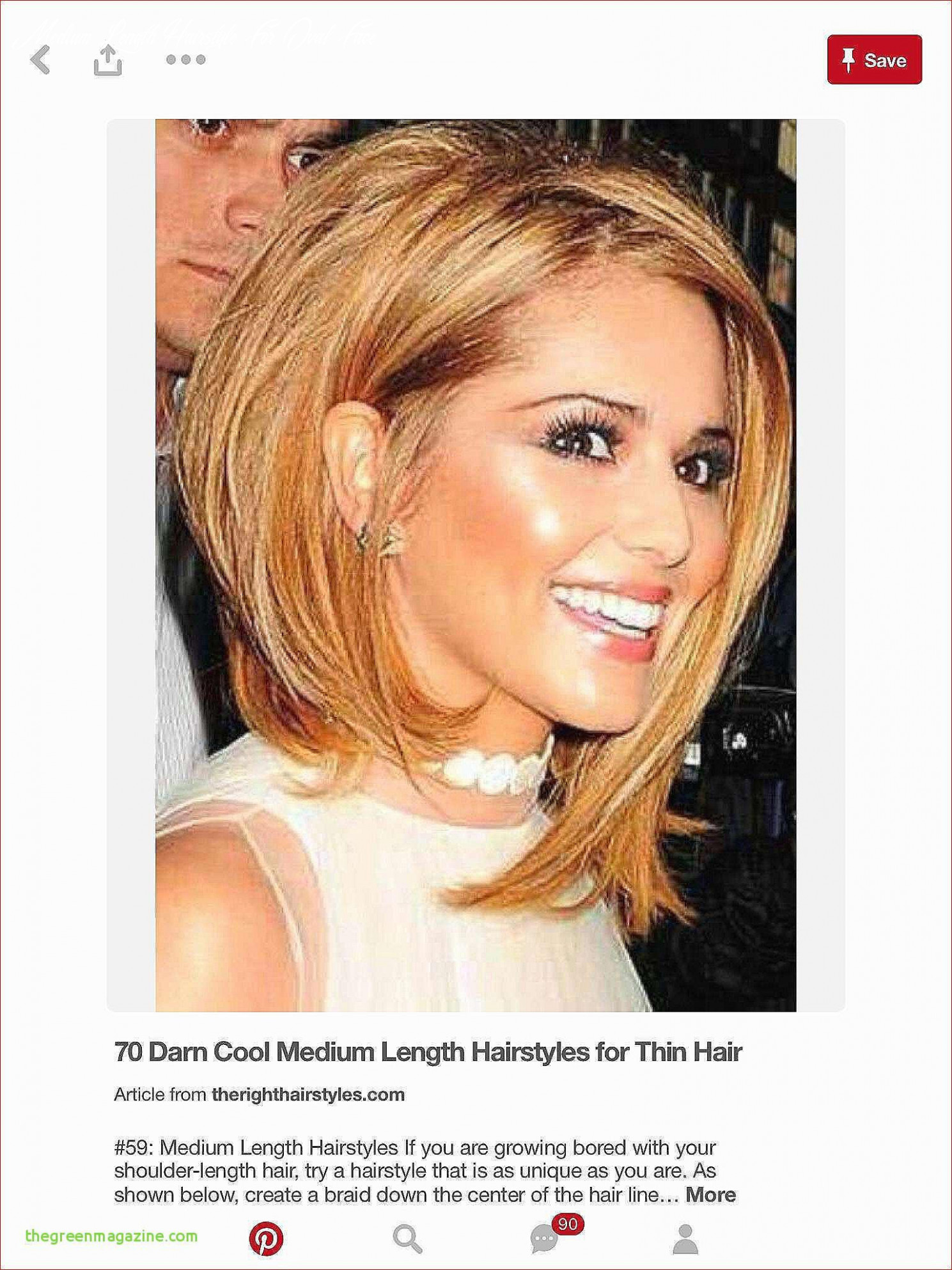 Hairstyles for Fine Hair and Oval Face New Short Haircuts for Oval ...