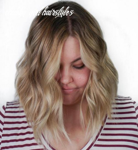 Hairstyles for full round faces – 10 best ideas for plus size women chubby girl hairstyles