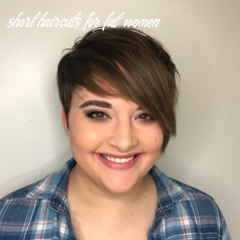 Hairstyles for full round faces – 12 best ideas for plus size women short haircuts for fat women