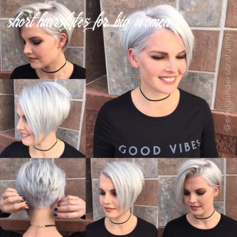 Hairstyles for full round faces – 12 best ideas for plus size women short hairstyles for big women