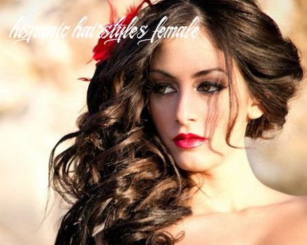 Hairstyles for hispanic women   mexican hairstyles, cute curly