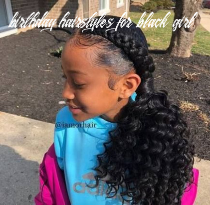Hairstyles for kids birthday 10 ideas for 10 #hairstyles | kids