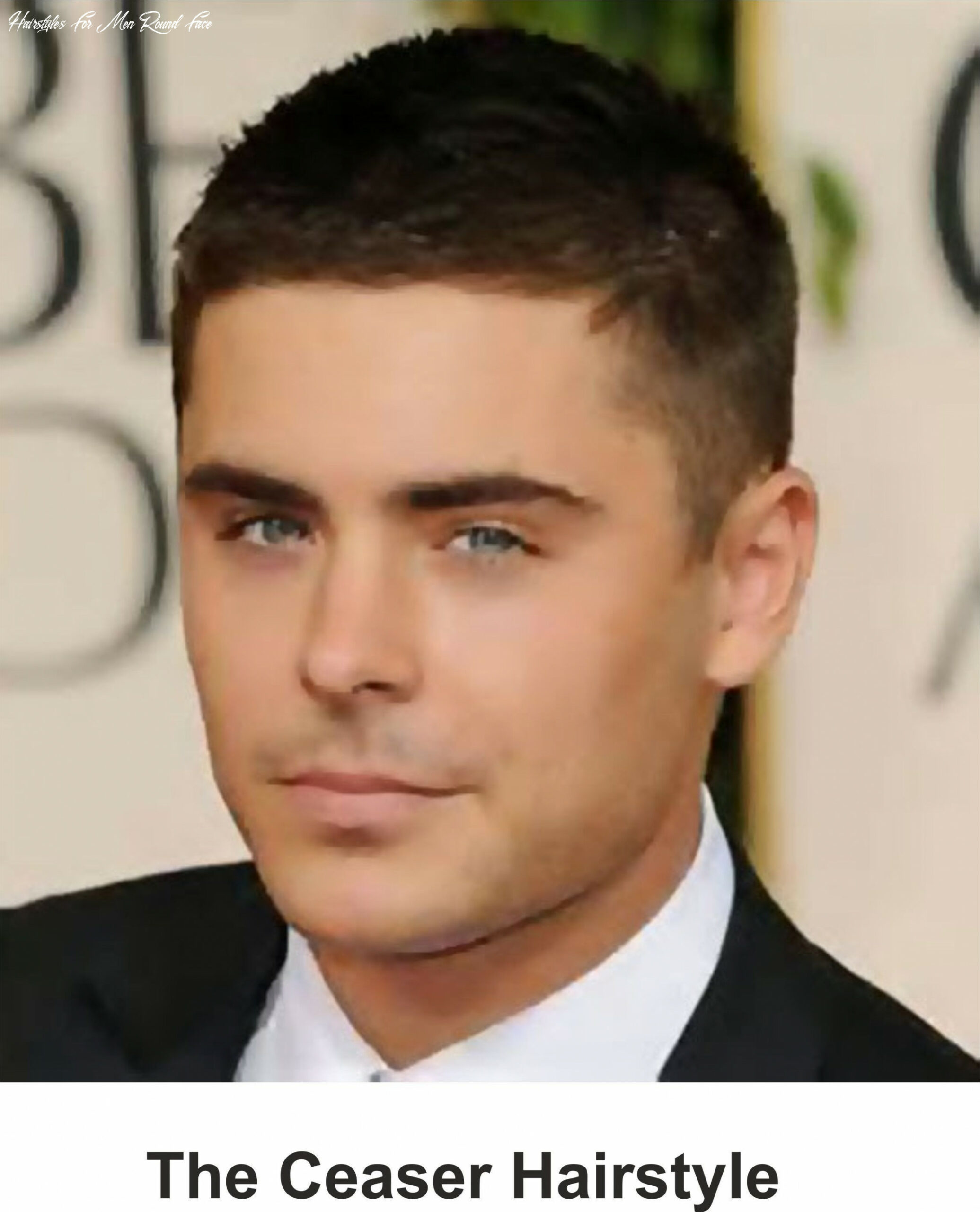 Hairstyles for men with round faces for wedding hairstyles