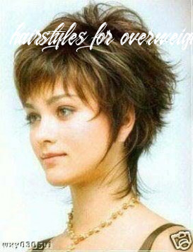 Hairstyles for overweight women over 12 | short hair with layers