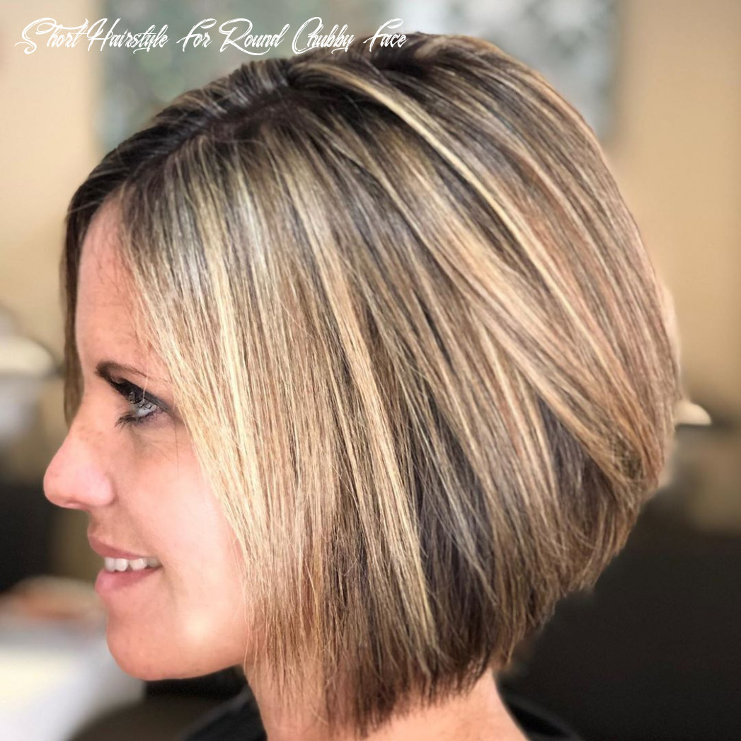 Hairstyles for round faces and thin hair haircut today short hairstyle for round chubby face