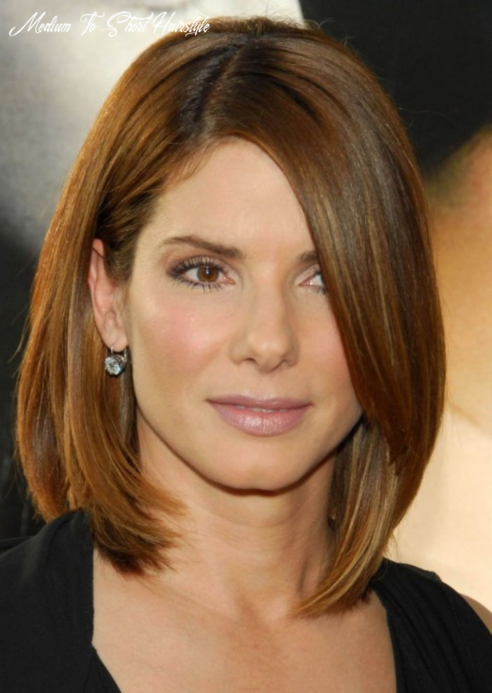 Hairstyles for short to medium length hair that you should try ...