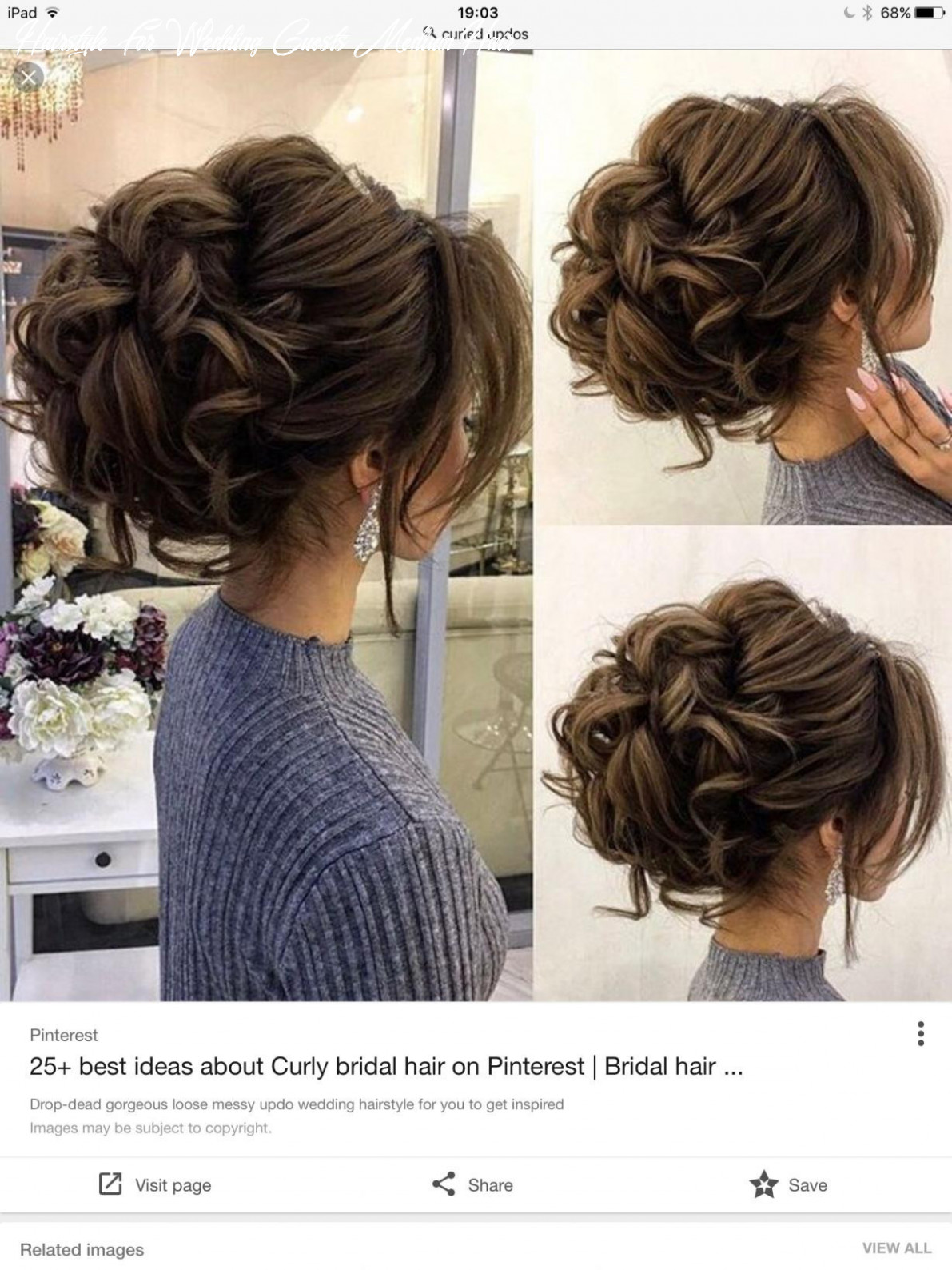 Hairstyles for wedding guests medium hair new 12 new wedding