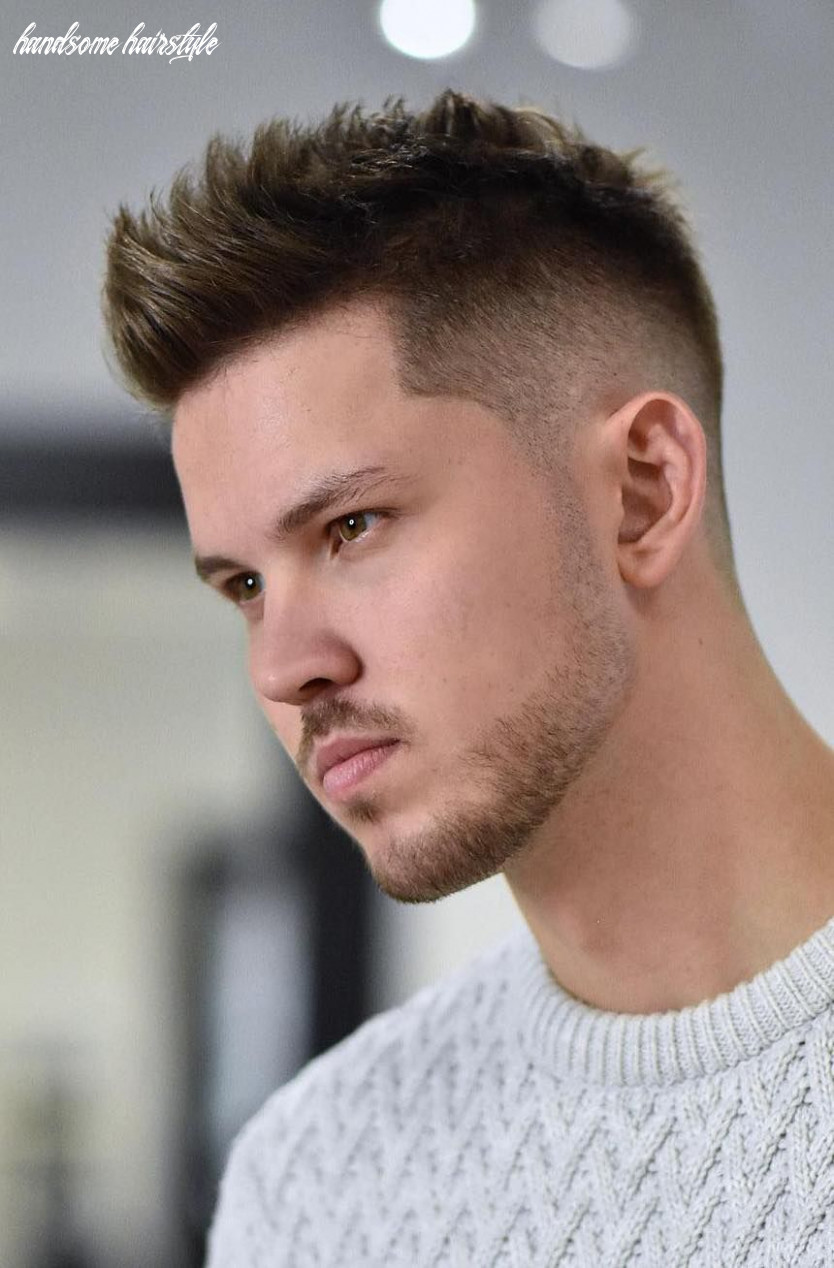 Hairstyles handsome boys | cool hairstyles for men, latest