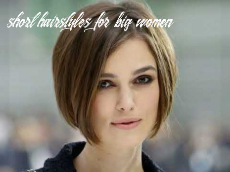 Hairstyles women for short hair and big forehead youtube short hairstyles for big women