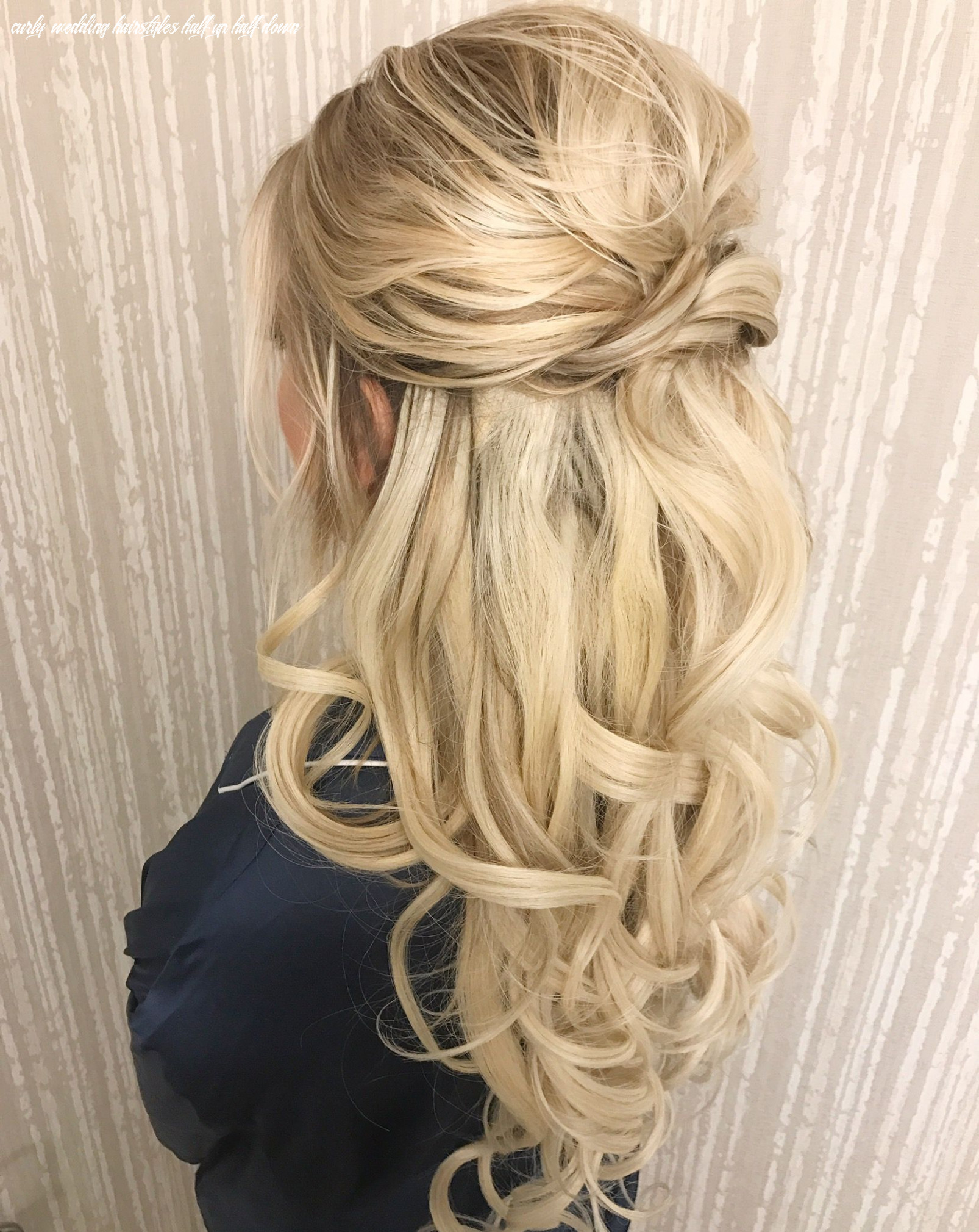Half up half down by @shelbywhite hmu | wedding hairstyles