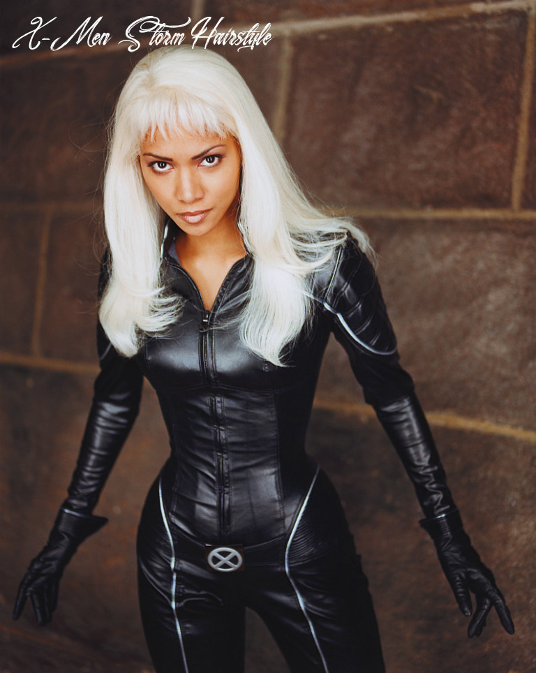 """Halle berry back as storm in """"x men: days of future past """" now"""