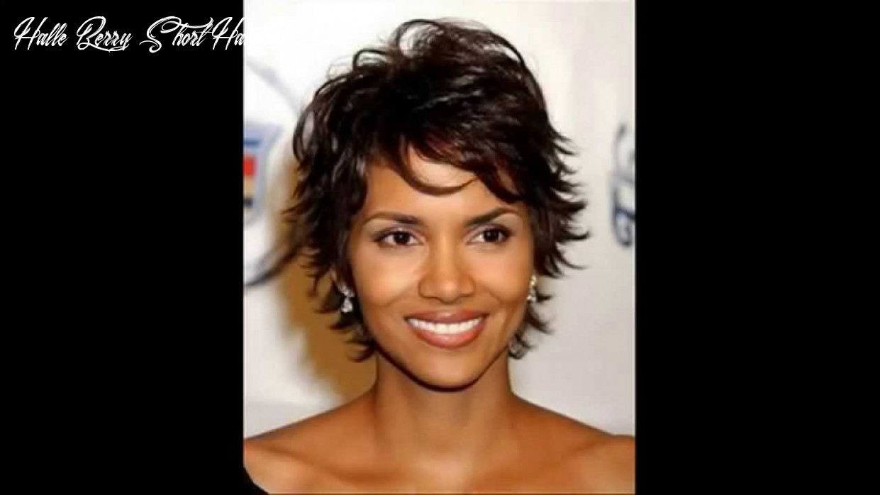 Halle berry hairstyles ideas halle berry short hairstyle
