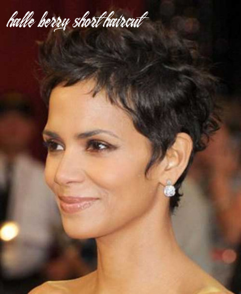 Halle berry pixie cuts halle berry short haircut