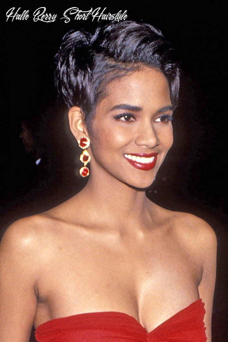 Halle berry pixie hairstyles essence halle berry short hairstyle